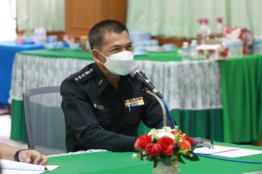 ประชุมผู้กำกับนักศึกษาวิชาทหาร